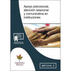 MF1019_2 Apoyo psicosocial,...
