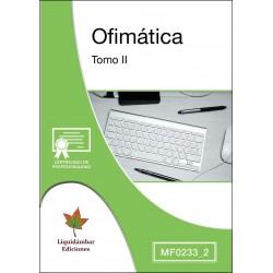 MF0233_2: OFIMÁTICA. TOMO II