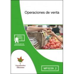 MF0239_2 Operaciones de venta