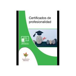 Libros de certificados de profesionalidad en formación para el empleo