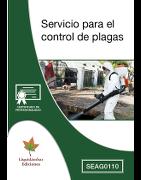 SEAG0110 Servicio para el control de plagas