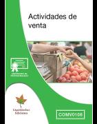 COMV0108 Actividades de ventas