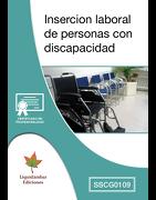SSCG0109 Inserción laboral de personas con discapacidad